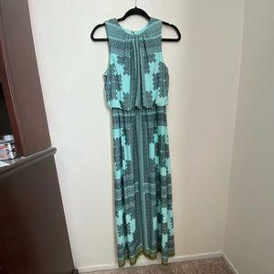 London Times Maxi Dress